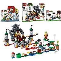 LEGO Super Mario Lot pour Longue Expérience avec Le Pack de Démarrage 71360 et Deux Sets d'expansion