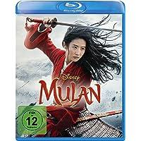 Mulan (Live-Action) [Blu-ray]