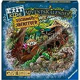 Ravensburger 18957 - EXIT Adventskalender kids - Dschungel-Abenteuer - 24 Rätsel für EXIT-Begeisterte ab 6 Jahren