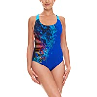 Zoggs Women's Empire Speed Back Swimsuit