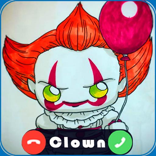Scary  Killer  CLown Fake call - Pro 2018