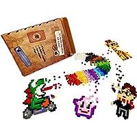 La Manufacture du Pixel - 1 800 Pixels de mosaïque à Clipser - Pixel Art, Loisir Créatif, Mosaïque, Fun !