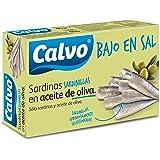 Calvo Sardinillas en Aceite de Oliva Baja en Sal, 60g