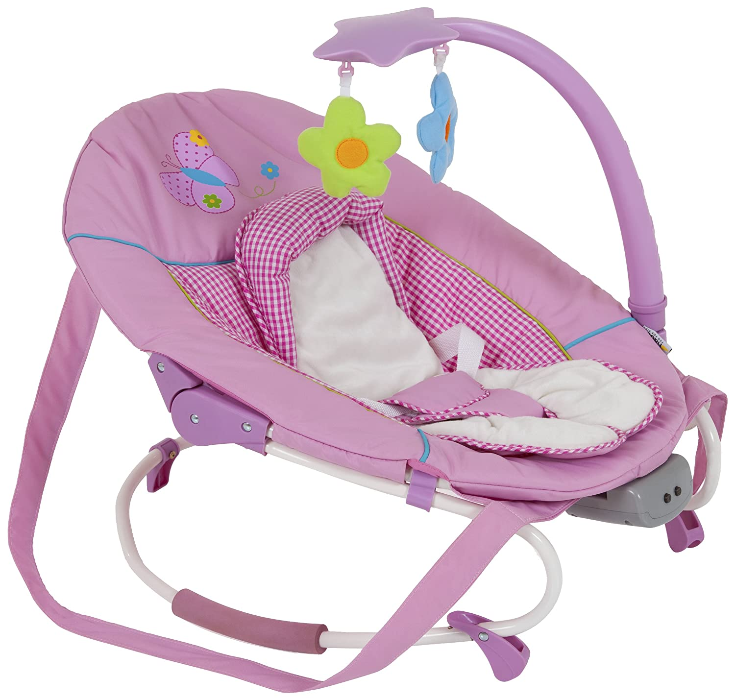 Hauck Leisure E motion Baby Bouncer Butterfly Amazon Baby