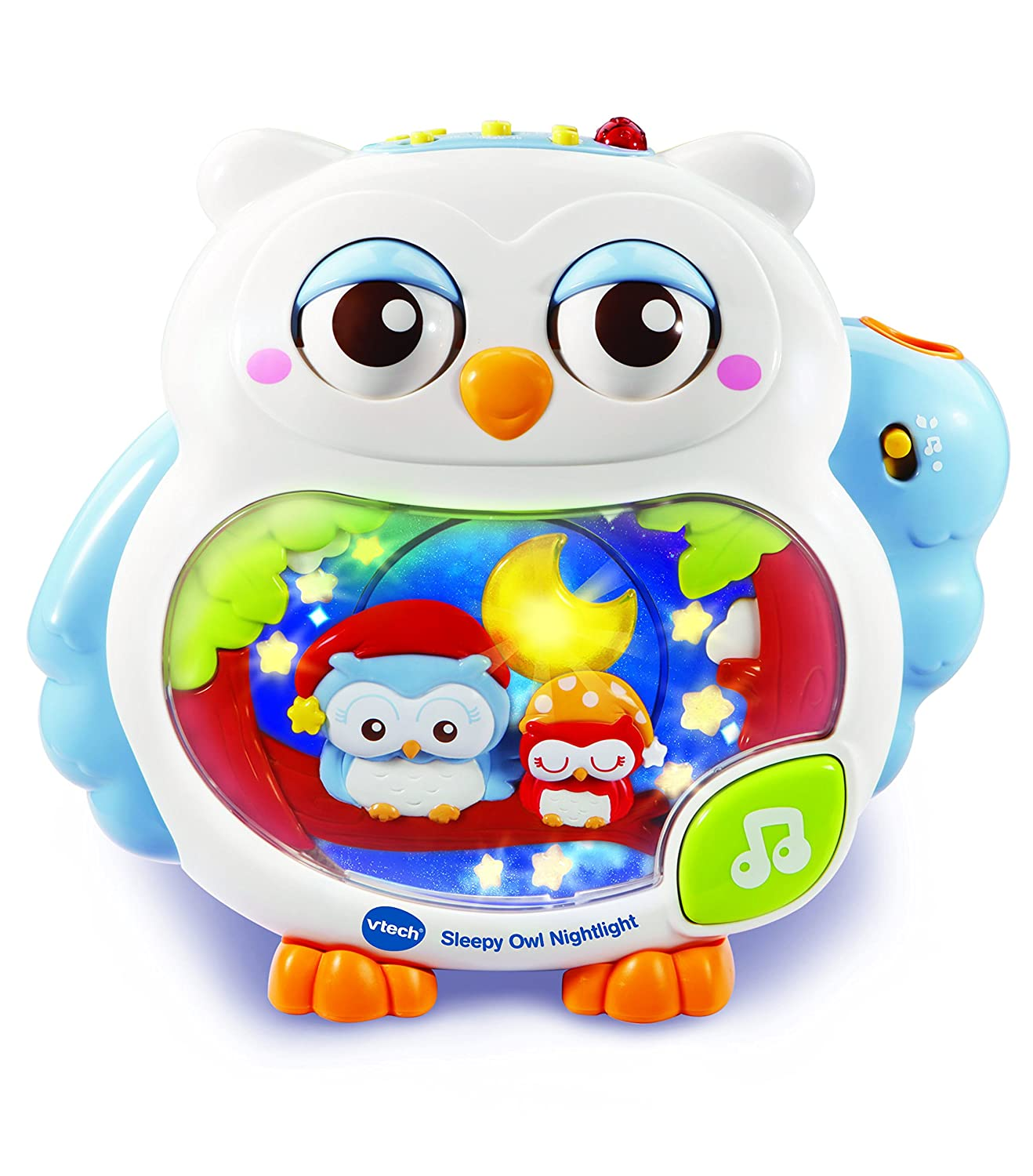 Vtech Sleepy Owl Nightlight VTech Baby Amazon Toys