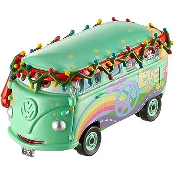 disney pixar cars petite voiture van fillmore dition no l jouet pour enfant fbg35. Black Bedroom Furniture Sets. Home Design Ideas