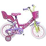 """Disney 13127 - 14"""" Bicicletta Minnie"""