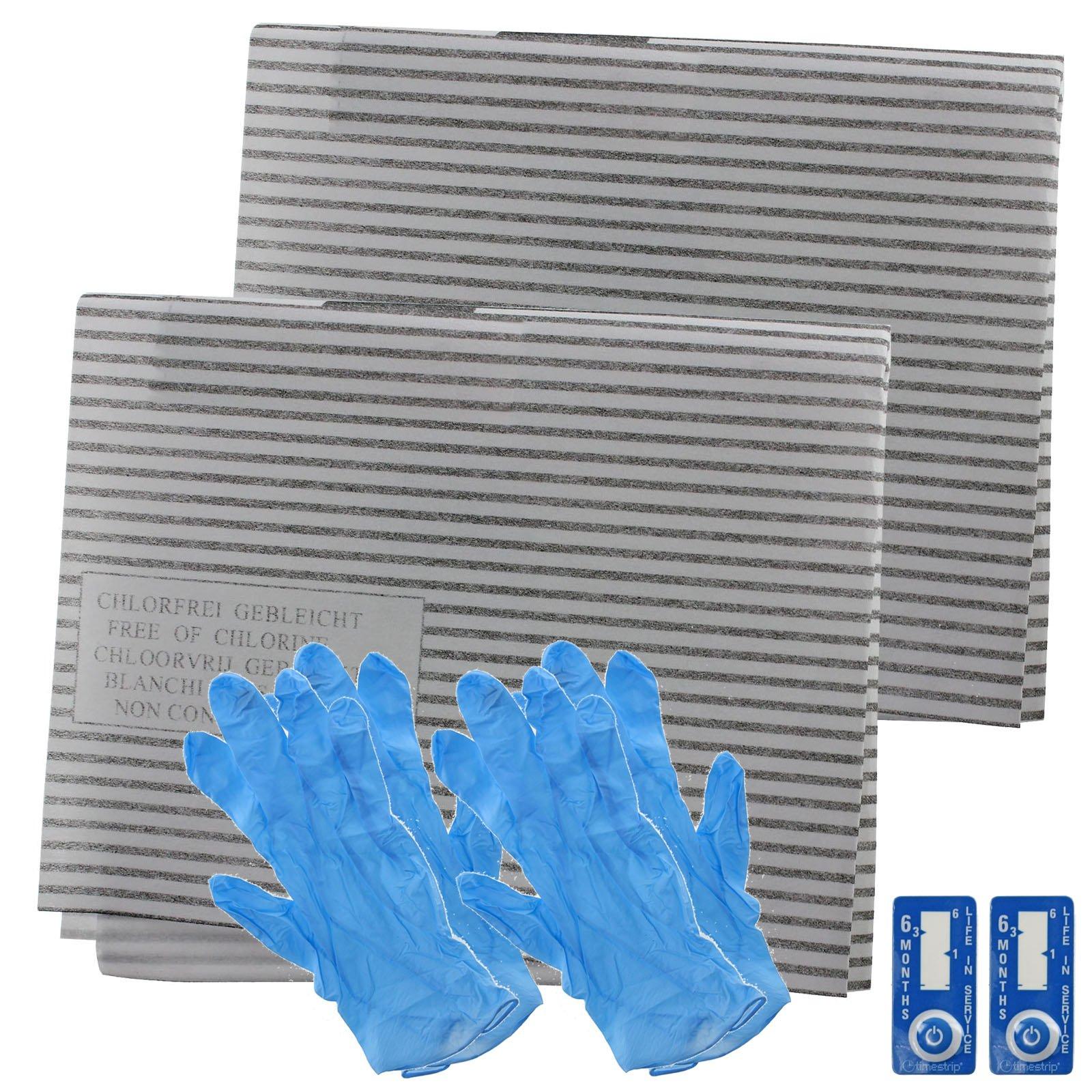 Spares2go filtro cappa Grease kit per Lofra cucina aspiratore Vent
