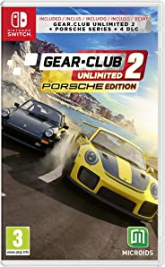 Gear.Club Unlimited 2: Porsche Edition (Nintendo Switch)