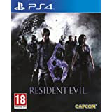 Resident Evil 6 (Includes: All Map And Multiplayer Dlc) Ps4- Playstation 4