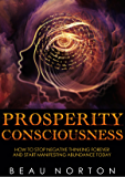 Prosperity Consciousness: How to Stop Negative Thinking Forever and Start Manifesting Abundance Today (English Edition)