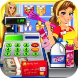 Best Beansprites LLC App Games - Dollar Store Cash Register Sim - Kids Supermarket Review