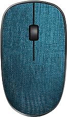 Rapoo 3510 Plus Wireless Optical Mouse (Blue)