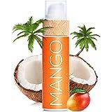 COCOSOLIS – Abbronzante con Vitamina E, Olio Corpo Abbronzante – Crema solare Bio Oil per un'Abbronzatura Cioccolato – Sei ol