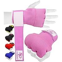 Starpro Bande Boxe Gants intérieurs | Gant en Coton et Semi-Bandage | Multi Couleurs | Protecteur de Poing et de Pouce…