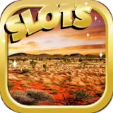 Slots Games : Desert Create Edition - Vegas Blackjack, Classic Roulette, Slot And Prize Wheel Jackpot