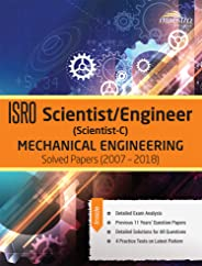 Wiley's ISRO Scientist / Engineer (Scientist - C) Mechanical Engineering Solved Papers and Practice Test