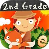 Tier Zweiten Klasse In Mathe-Spiele Für Kinder Mit Fähigkeiten: Das Beste 1, 2. Und 3. Klasse Zahlen, Zählen, Addition Und Subtraktion Aktivität Spiele Für Jungen Und Mädchen