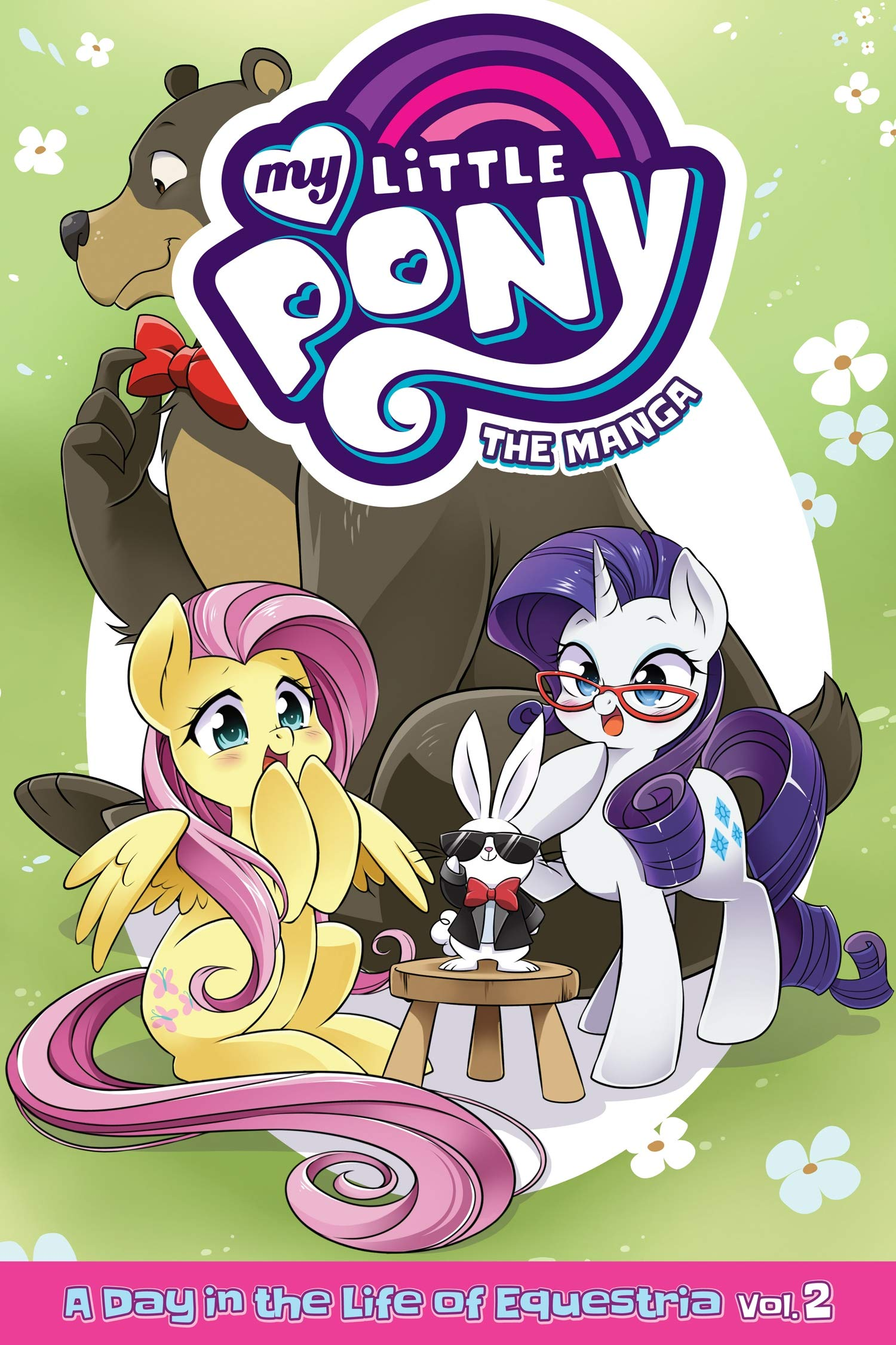 My Little Pony the Manga a Day in the Life of Equestria 2