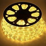 Forever Speed Led-lichtslang voor buiten, 50 meter, waterdichte led-slang voor buiten, decoratie en verlichting, led-lichtsla
