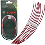 Bosch ART23Combitrim Strimmer Extra Strong Spool Line 23cm 10 Pack
