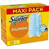 Swiffer Duster Ricambi per Piumino Catturapolvere 5 Pezzi, Catturano e Intrappolano Fino a 3 Volte Polvere e Peli…