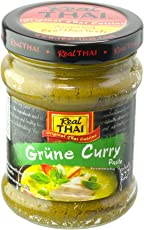 Real Thai Green Curry Paste, 227g