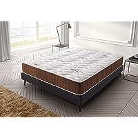 Living Sofa Matelas 90x190 cm Visco Ergo Anatomique - Épaisseur 19 cm - Double Face réversible - Mousse H.R - Système…
