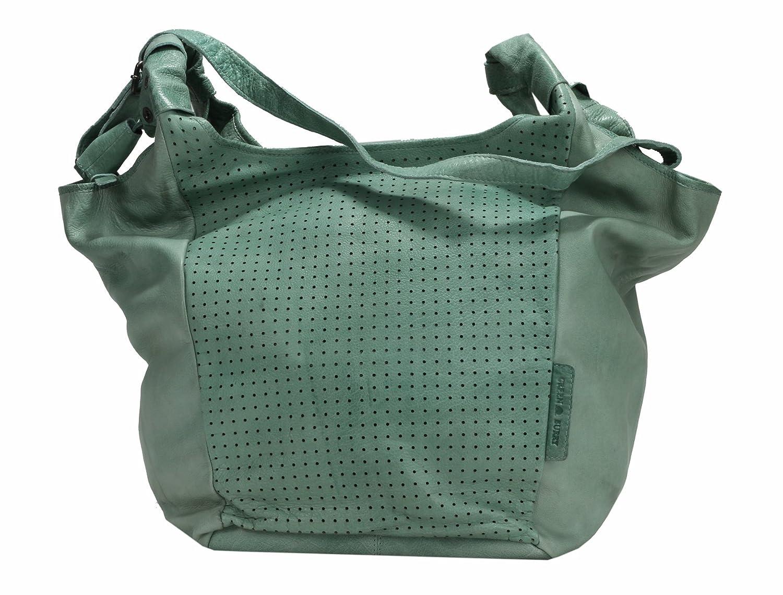 d8ed573709d11 Greenburry Stainwashed Shopper Tasche Leder 30 cm  Amazon.de  Schuhe    Handtaschen
