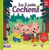Les 3 petits cochons: Avec un imagier et des jeux