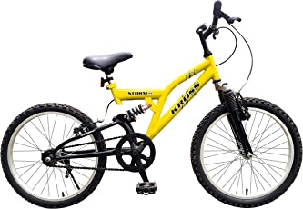 Kross Storm 20T DS SS Bicycle (Multicolor)