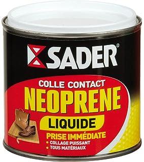 Sader Colle Contact Neoprene Liquide Boite 750 Ml Amazon Fr Bricolage