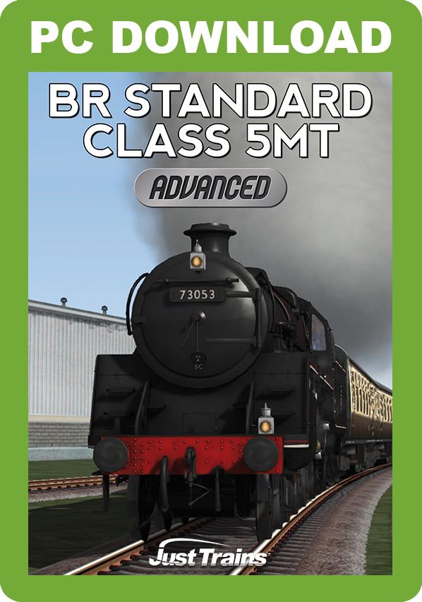 Price comparison product image BR Standard Class 5MT Advanced [PC Download]