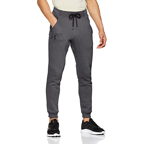 Under Armour - Rival Fitted Tapered Jogger, Pantaloni Uomo