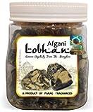 Parag Fragrances Afgani Lobhan (Pure, Natural & Grade 1) Loban/Benzoin/Lobhan for Dhoop, Dhuni or Hawan (250gm)