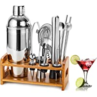HB life Set Cocktail Shaker  Metallo  Silver  1