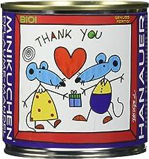 "Hanauer Minikuchen Pflaume-Mandel""Thank You"", 1er Pack (1 x 170 g)"
