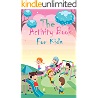 The Activity book for kids: 40 Creative Projects to Spark Curiosity in the kids