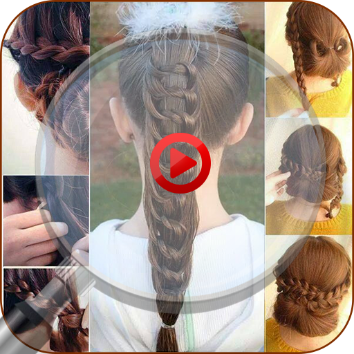 Phenomenal New Girls Hairstyles Videos Amazon Co Uk Appstore For Android Natural Hairstyles Runnerswayorg