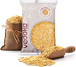 Amazon Brand - Vedaka Premium Chana Dal, 500g