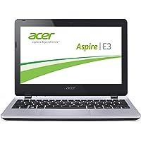 Acer Aspire E3-111-C45G 29,5 cm (11,6 Zoll) Laptop (Intel Quad Core N2930, 2,17GHz, 2GB RAM, 500GB HDD, Intel HD…
