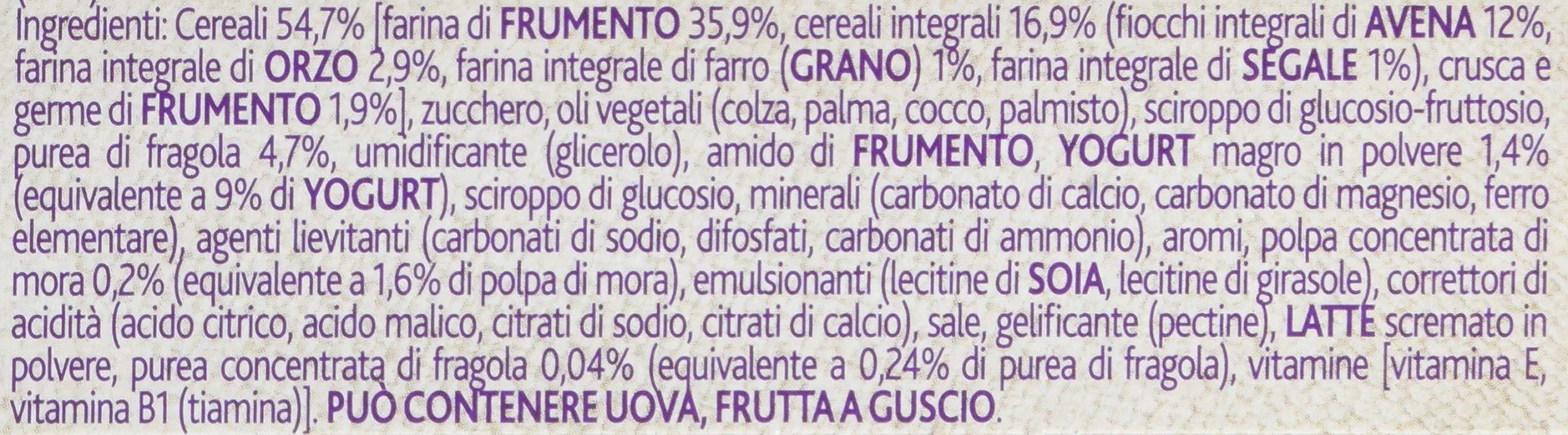 Vitasnella Cereal Yo Frutti Rossi - 253 g 3 spesavip