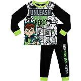 Ben 10 Pijamas de Manga Larga para niños Extraterrestres