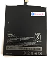 Ininsight solutions 3120mAh BM33 Battery for Xiaomi Redmi Mi4i