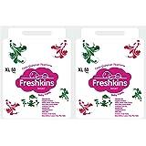 Freshkins Baby Night Diaper Pant XL - (Pack of 2, 100 Unit)