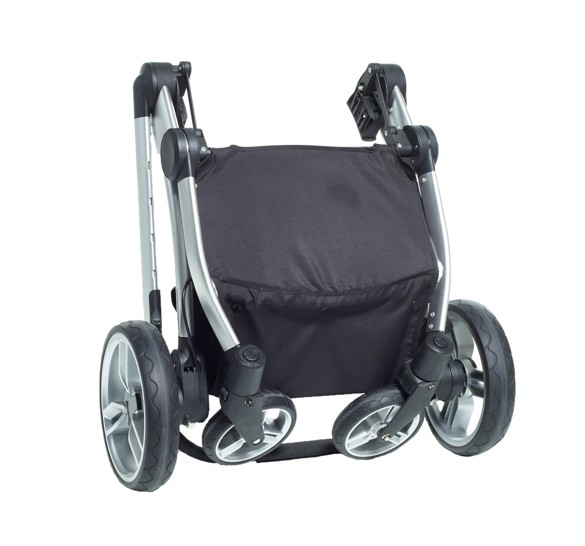 Duellette 21 BS Twin Double Pushchair Stroller Buggy Brand New Colour Range! (Oxford stripe plain bumpers) Kids Kargo Demo video please see link http://youtu.be/Ngj0yD3TMSM Various seat positions. Both seats can face mum (ideal for twins) Suitability Newborn Twins (if used with car seats) or Newborn/toddler. Accommodates 1 or 2 car seats 6