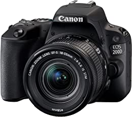 CANON EOS 200D+18-55ISSTM CP+50 1.8ISSTM