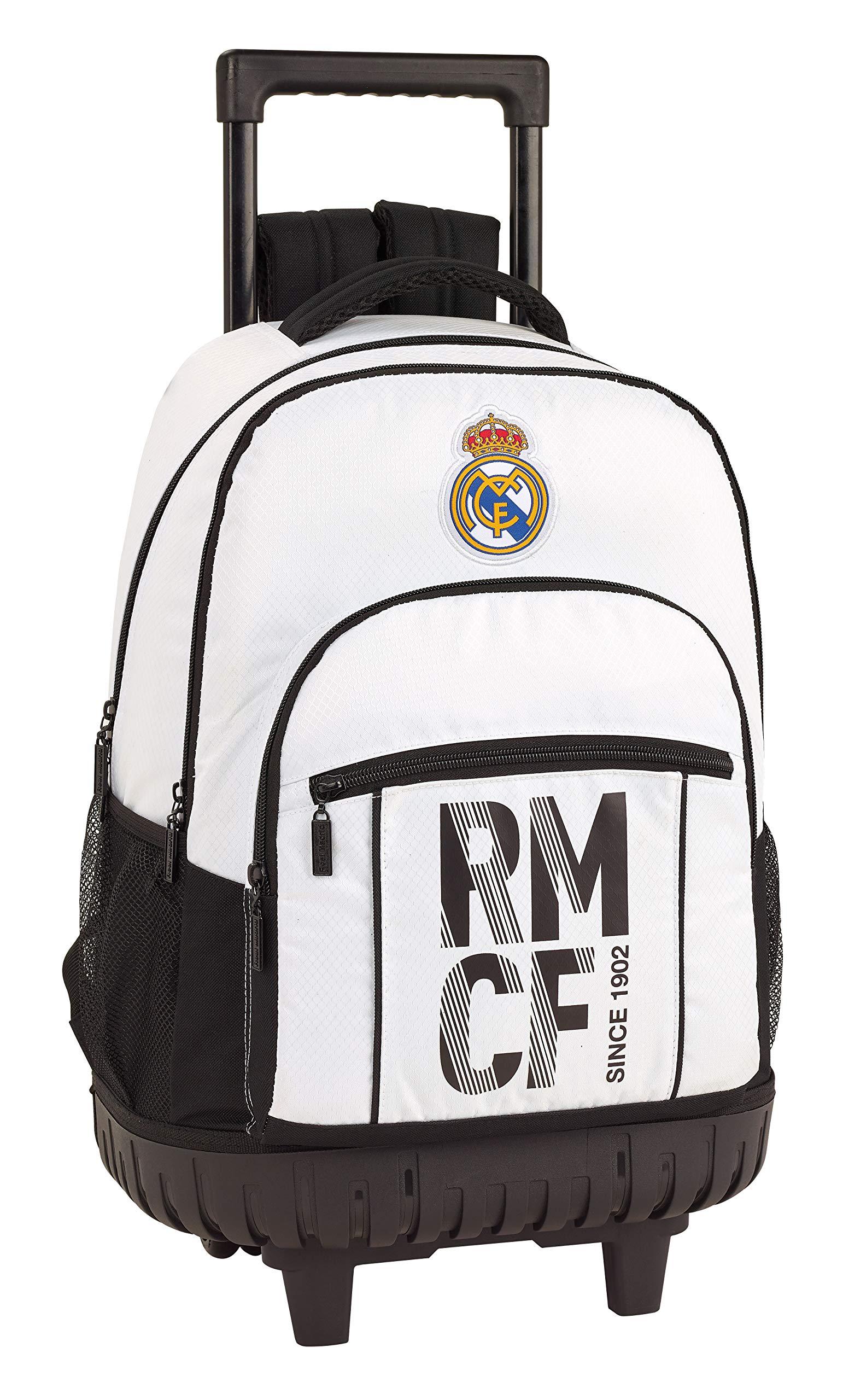Online Cf Ruedas Carro Mochila Madrid Real FijoTrolleyMochilas Grande Con Escolares 8nX0wNOPkZ