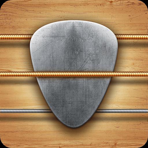 Echte Gitarre Kostenlos (Pro Guitar App for Free) (Französisch Gitarre)
