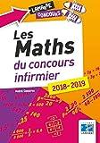 Les maths du concours infirmier 2018-2019